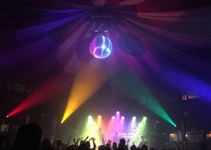 Curve IT to keep Brighton Spiegeltent connected with renewed contract for Brighton Fringe