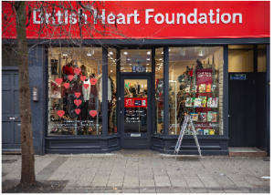 Rackspace aids British Heart Foundation's mission to beat heartbreak by 2030