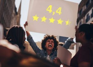 New Uberall research: Global brands respond to fewer than one in ten customer reviews