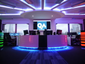 QA opens Europe's largest corporate tech training campus in London