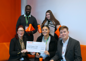 Award-winning youth charity Enthusiasm Trust receives £5k IT support from Node4