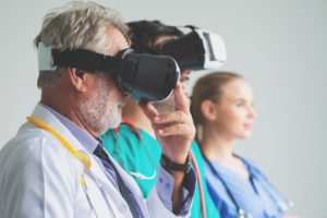 Global tech experts join forces to transform future health, social care and wellbeing