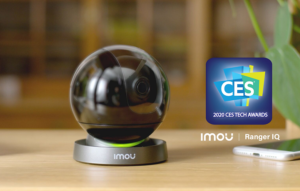 Imou launches Ranger IQ, the world's first AIoT security camera