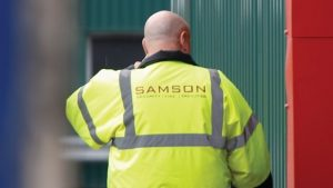SAMSON SECURITY SELECTS SMARTTASK