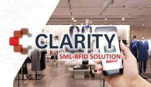 SML announces more industry leading features in its Clarity® RFID software application