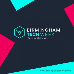 Heavyweights get behind Birmingham Tech Week as sector investment grows