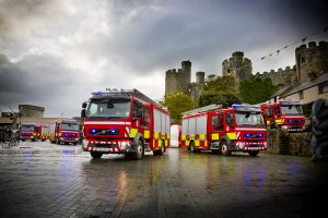 North Wales Fire & Rescue Service chooses SaaS solution to support geographically dispersed workforce during Covid-19