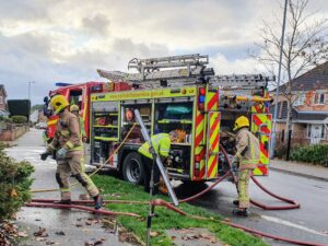 Norfolk Fire & Rescue Service Deploys ESN-Ready Mobile Communications Solution