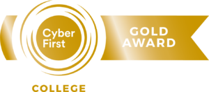 College sets cyber security teaching standard with prestigious gold award