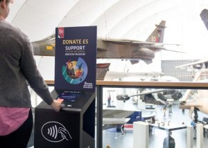 Contactess Technology enables RAF Museum to Boost Individual Giving by Over 150% since first lockdown