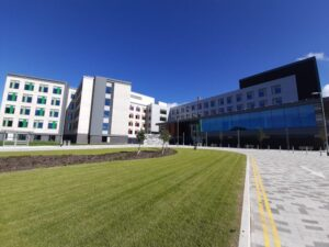 Freshwave is bringing multi-operator mobile coverage to The Grange University Hospital