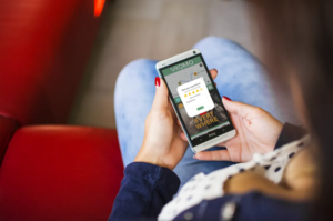 VROMO integrates with Square payment POS to provide restaurants with faster delivery management
