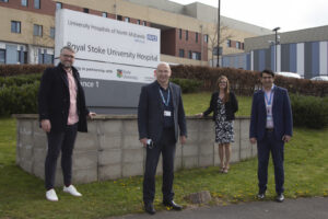Health Trust Gets New Cyber Security System