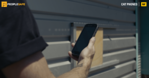 Peoplesafe Lone Worker Protection Solution Now Available On Cat®  Rugged Smartphones