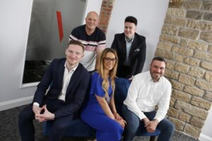 Five key recruits for fast growth cloud tech firm