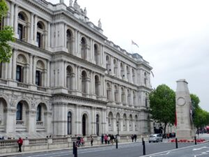 Cabinet Office boosts cyber spending by 500% amidst Whitehall CCTV security fears