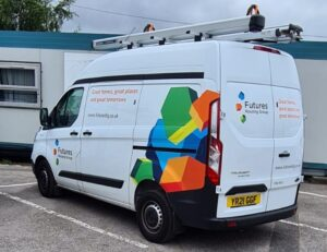 Futures Housing Group Turns to GMP Drivercare and CTrack for Advanced Fleet Management