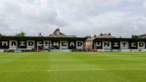 Maidenhead United drives development of new 'Smart Stadium'