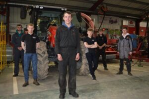 Agri college and machinery giant celebrate first graduates of training partnership