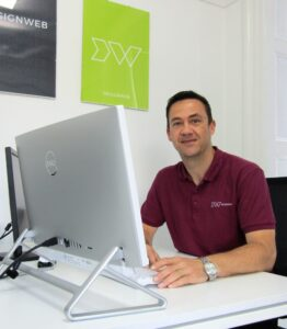 Web firm has designs on growth this summer after Covid client boom