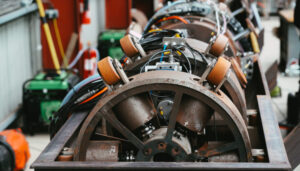 Opportunity to develop world-first oil pipeline robotics to transform industry