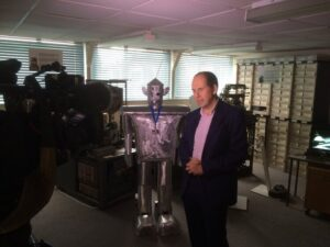 BBC's Rory Cellan-Jones awarded Honorary Fellowship by The National Museum of Computing