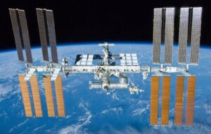 Deaf Pupils Talk to Astronauts on the International Space Station in a World First