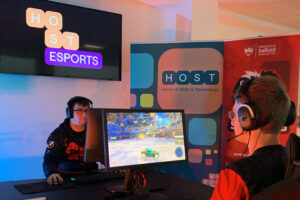 HOST Esports Studio launches on World Esports Day with the vision to make MediaCity a beacon for esports